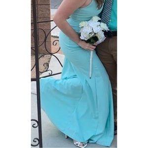 Formal Floor lengths gown